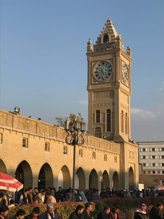 Erbil clock tower