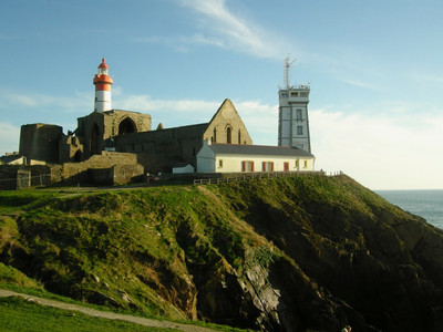 Finisterre -- land's end -- Brittany