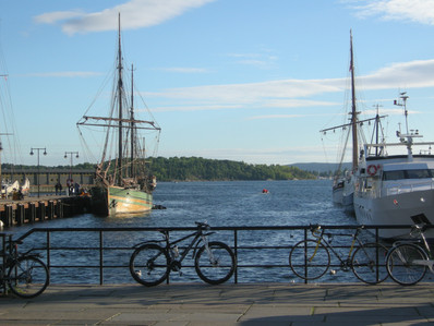 Waterfront of Oslo