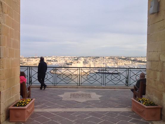 View of Valetta