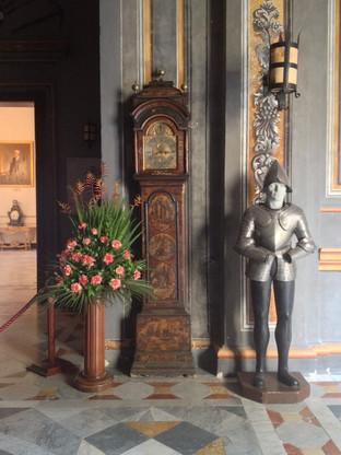 Inside the Grandmaster's Palace