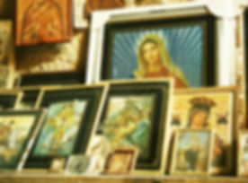 Icons in Cyprus