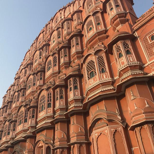 Hawa Mahal (Wind Palace), Jaipur