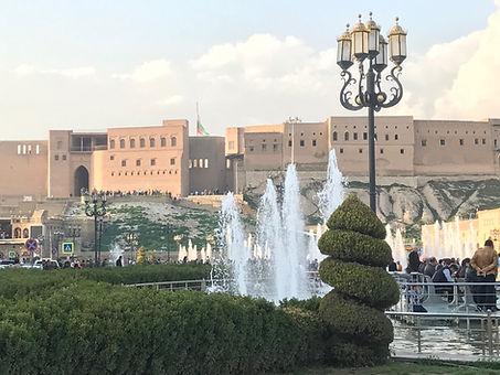Erbil / Hewler citadel