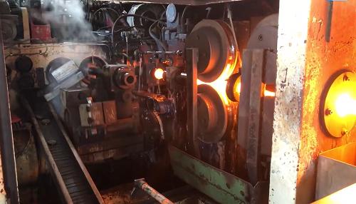 Hot Forging Former