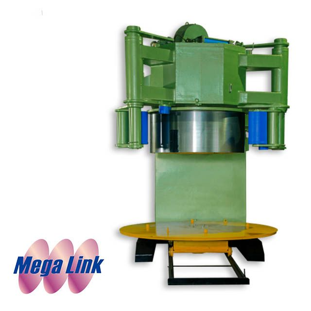 Wire Drawing Machine front