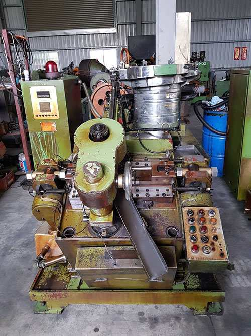 H170 Seen Tzar Self Drilling Screw Forming Machine