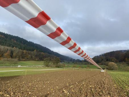 """Aktion im Neckargemünder Tal - """"Ohne Glyphosat & Co."""""""