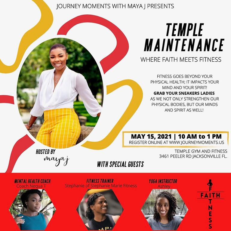Temple Maintenance