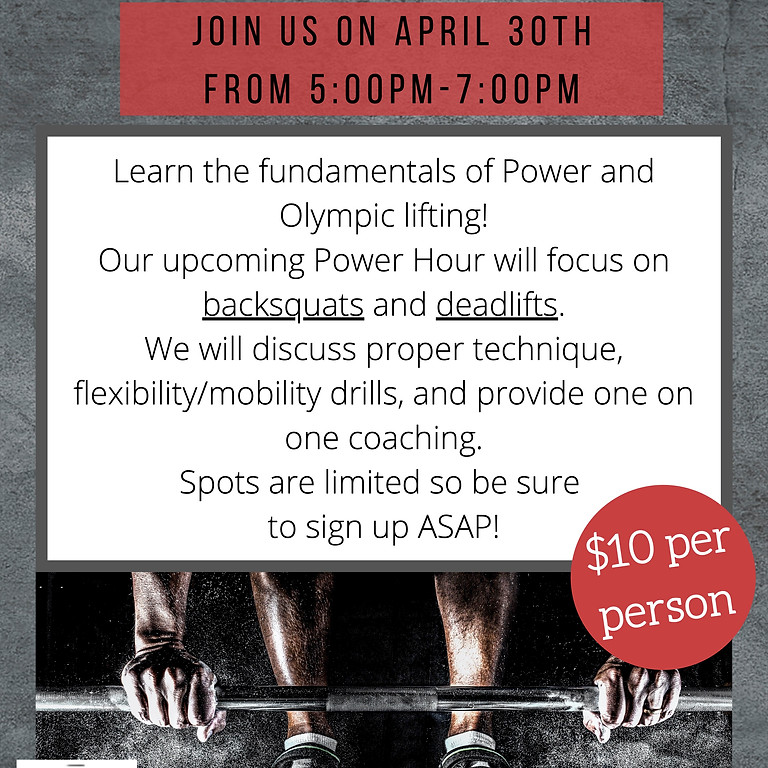 Temple Power Hour!