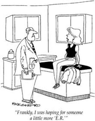 Emergency Medicine Career Cartoon