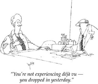 General Practice Speciality Career Cartoon
