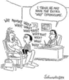 Paediatrics Speciality Career Cartoon
