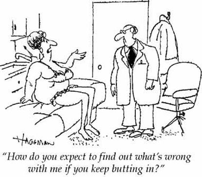 Palliative Medicine Speciality Career Cartoon