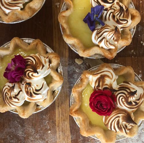 flowerful pie