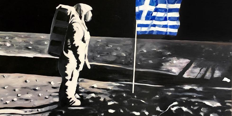 Mondlandung - Auftaktparty zur Ausstellung...
