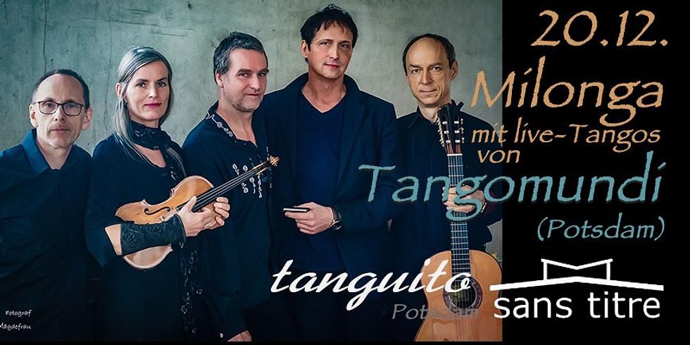 sans titre Tango - Live