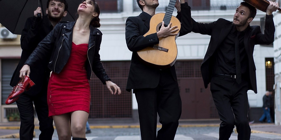 Tango Live - La Runfla