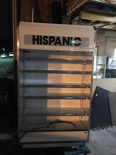 4 ft open cooler hillphenix self contain