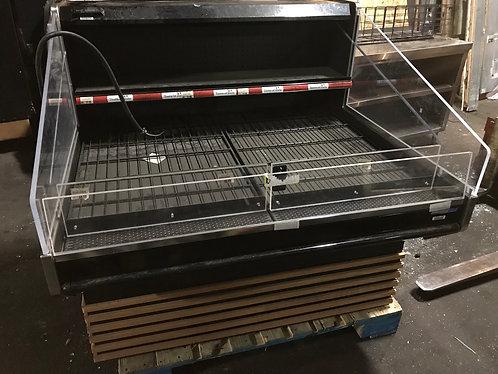 4 ft open produce cooler 2018