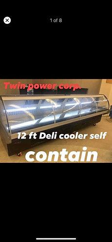 12 ft Deli cooler self contain