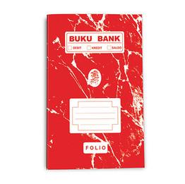 BUKU BANK (Folio)