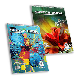 SKETCH BOOK (A4)