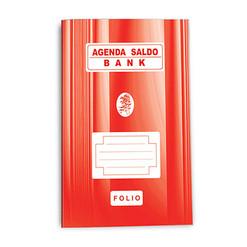 BUKU AGENDA SALDO BANK (Folio)