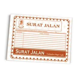 SURAT JALAN 4 PLY