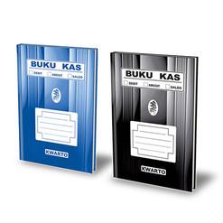 BUKU KAS KWARTO HARD COVER