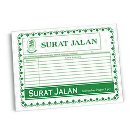 SURAT JALAN 3 PLY
