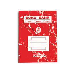 BUKU BANK (Kwarto)
