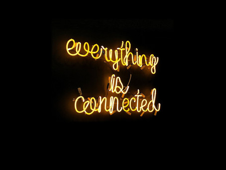 Connectedness: Sensing the Bigger Picture