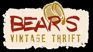 Bear Type Logo QCut