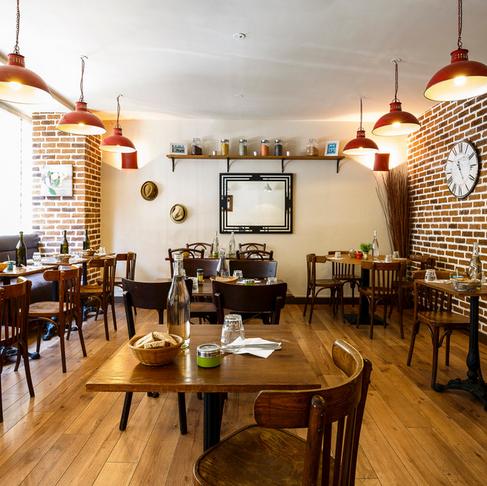 La Table Verte, LE Restaurant Végétarien et Bio Maison du 17ème!