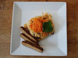 Vegan vaření - SUCHÁ SMĚS NA CESTY
