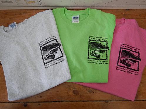 Lunenburg Ocean Adventures T Shirts