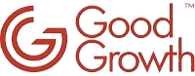 Logo for Good Growth business management consultancy in Exeter, Devon. Good Growth is a client of Crown Copywriting.
