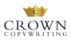 Logo of Crown Copywriting, a freelance copywriting and content writing services business.