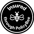 Badge for PolicyBee insurance