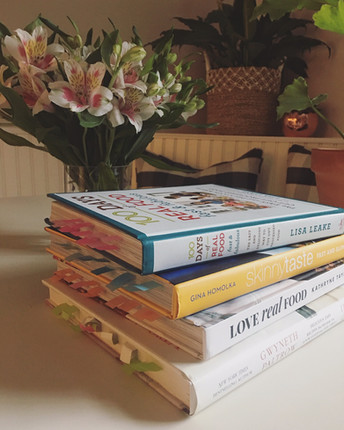 My Favorite Cookbooks!