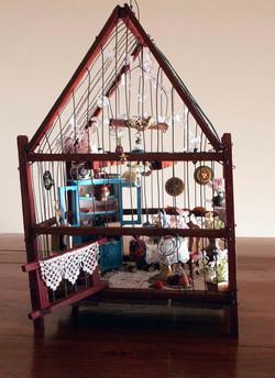 Redhouse Fairy Garden