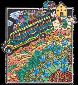 Leaving Guatamala