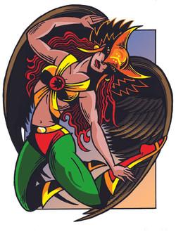 Hawk Woman