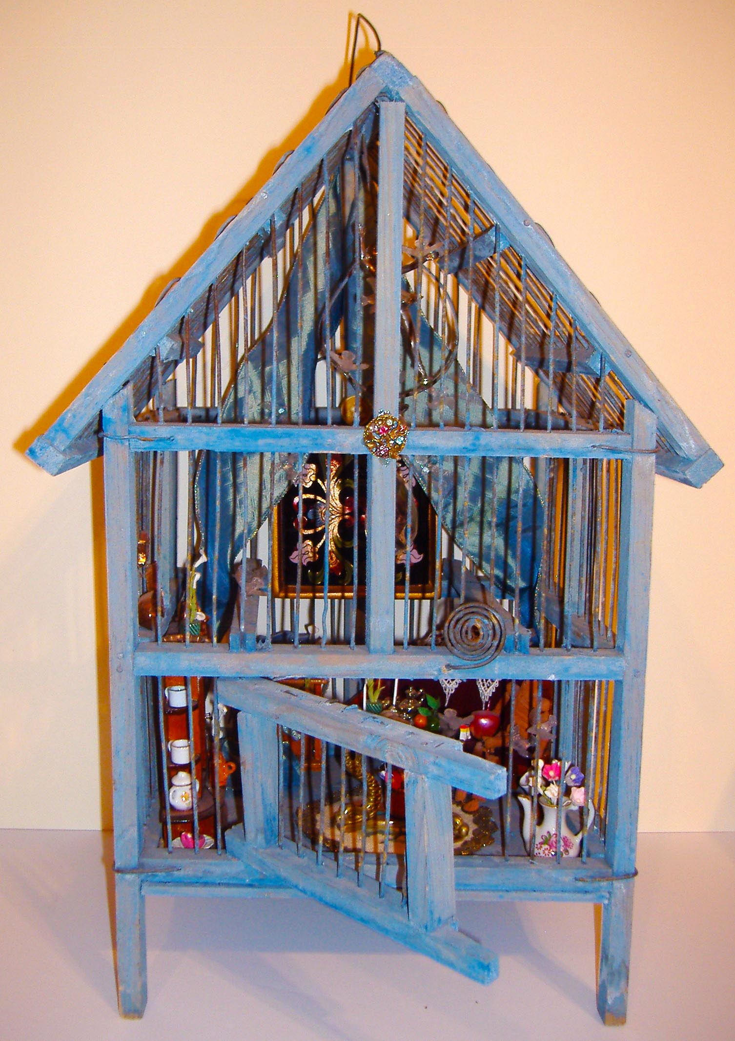 Bluehouse Fairy Garden