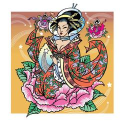 Intergalactic Geisha
