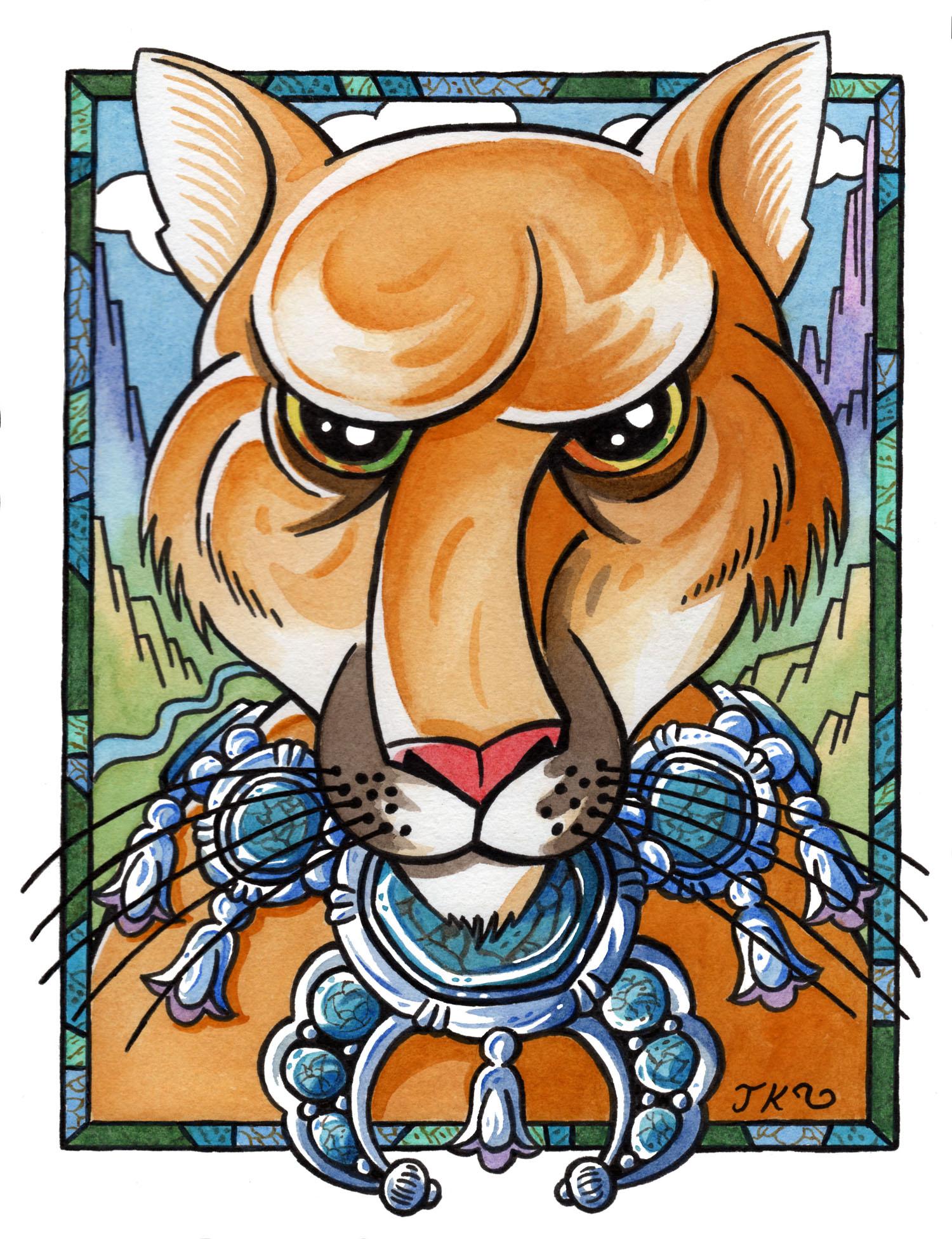 Santa Fe Cougar