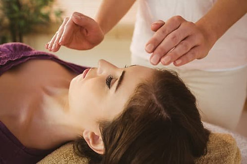 Reiki Session Package (5) – 60 minute treatments