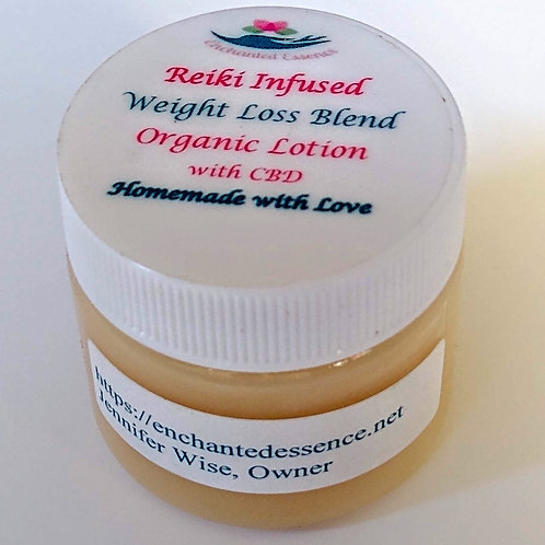 Weight Loss Blend with CBD