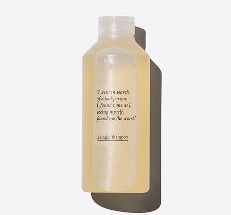 Single shampoo